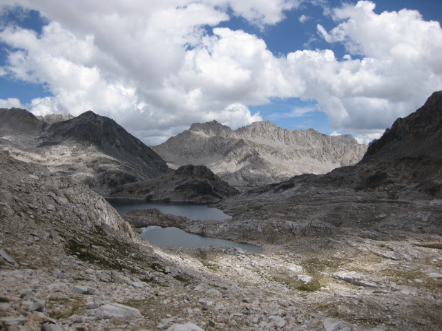 Scenes from the John Muir Trail.