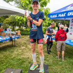 2015 Female Podium Finisher w/KleenKanteen